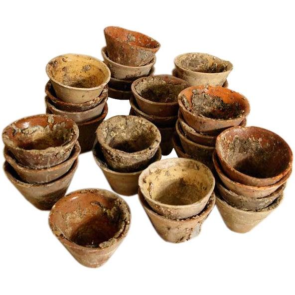 terra cotta resin pots for sale at 1stdibs. Black Bedroom Furniture Sets. Home Design Ideas