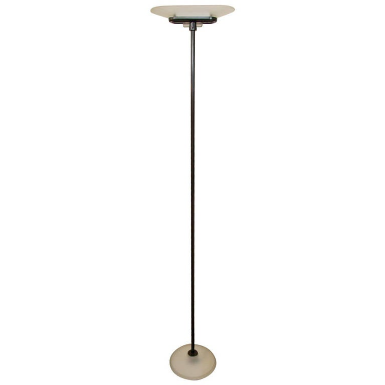 Mid Century Modern Jill Torchere Or Floor Lamp By