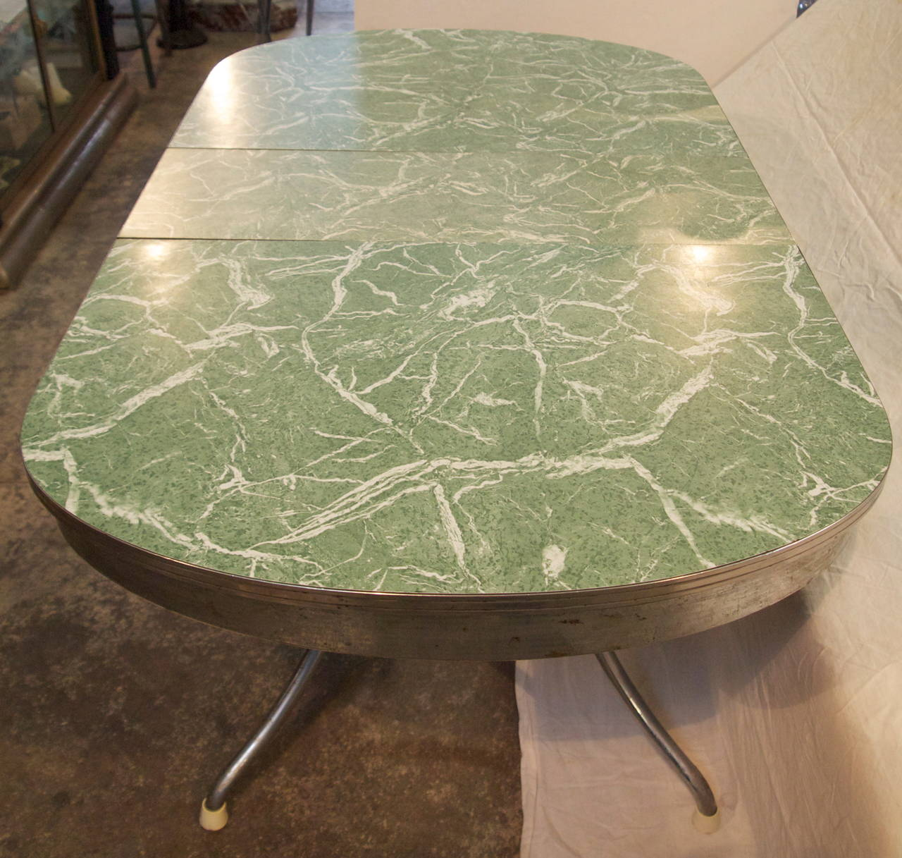 mid century formica kitchen table at 1stdibs
