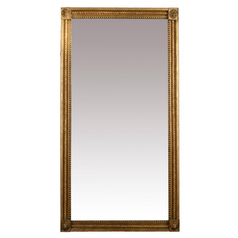 Gustavian Mirror 1
