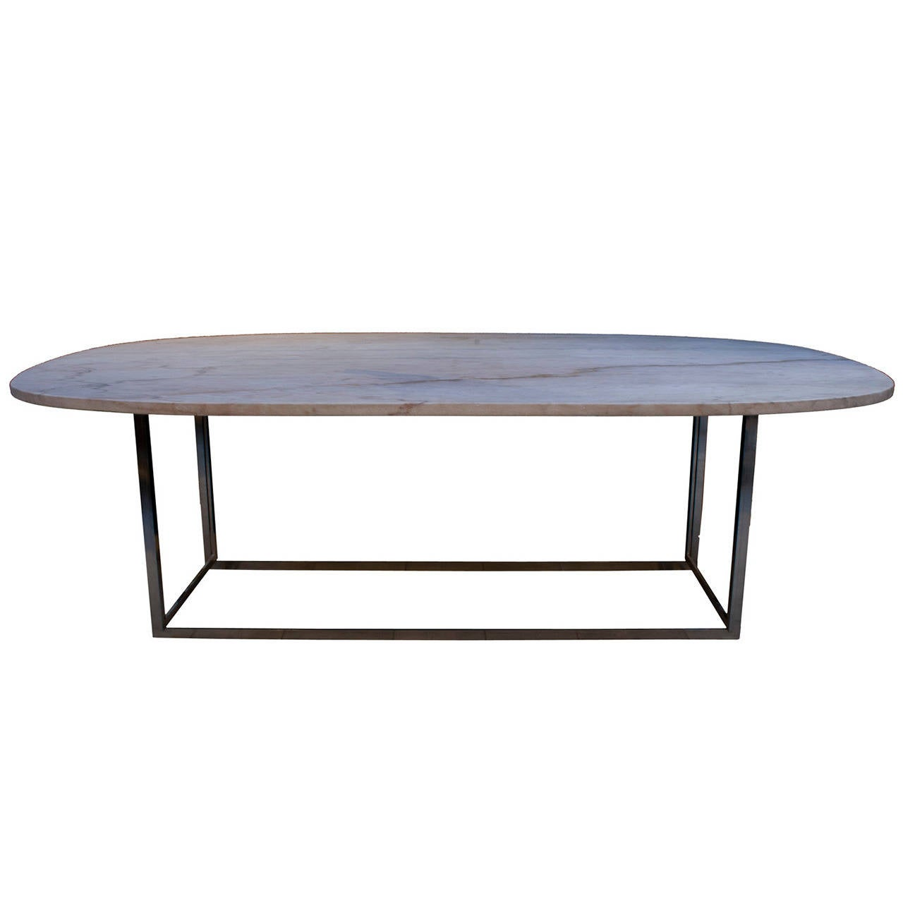 Stone top dining table at 1stdibs for Best dining room tables