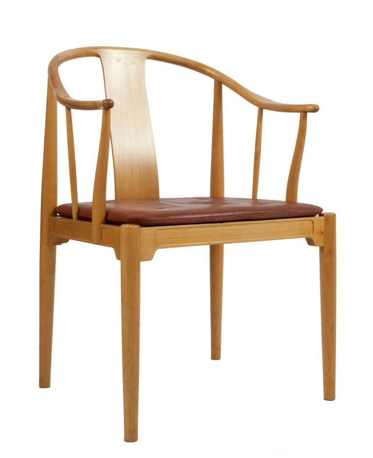 Hans Wegner China Chair For Sale At 1stdibs