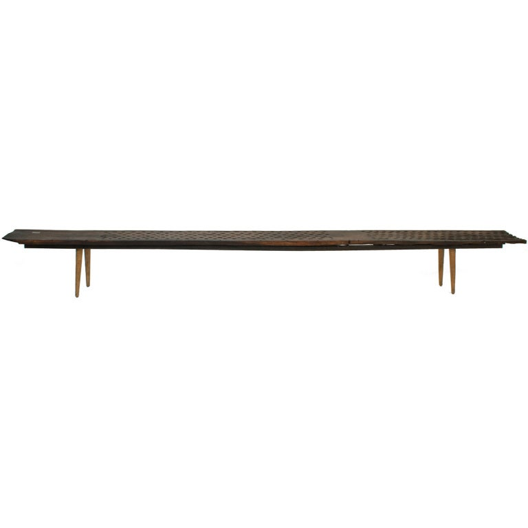 Long Bench At 1stdibs