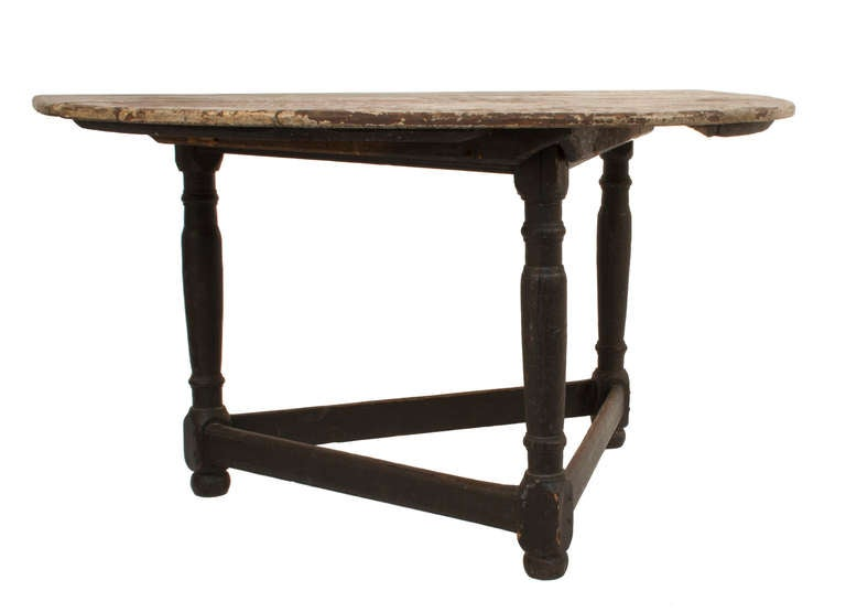 baroque demilune table at 1stdibs