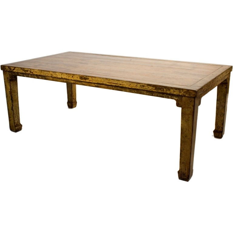 Chinese Dining Table at 1stdibs