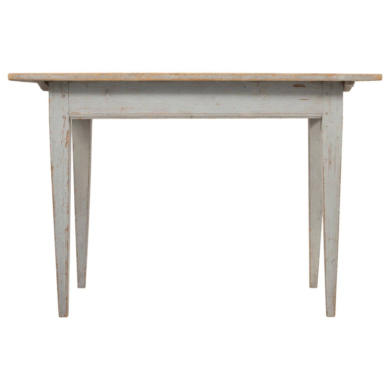 Gustavian table at 1stdibs for Oka gustavian side table