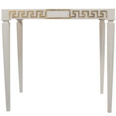 Swedish Grace Side Table
