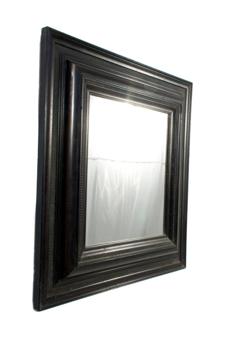 Baroque style mirror at 1stdibs for Baroque style wall mirror