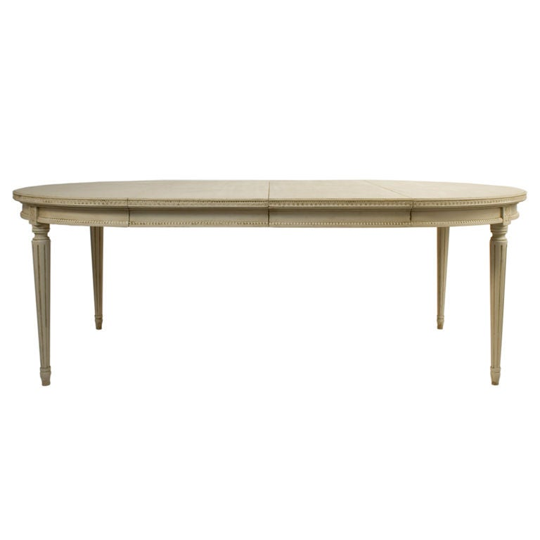 dining table gustavian style dining table