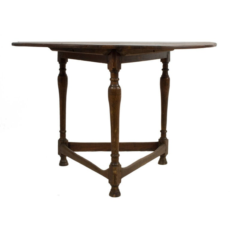this baroque demilune table is no longer available