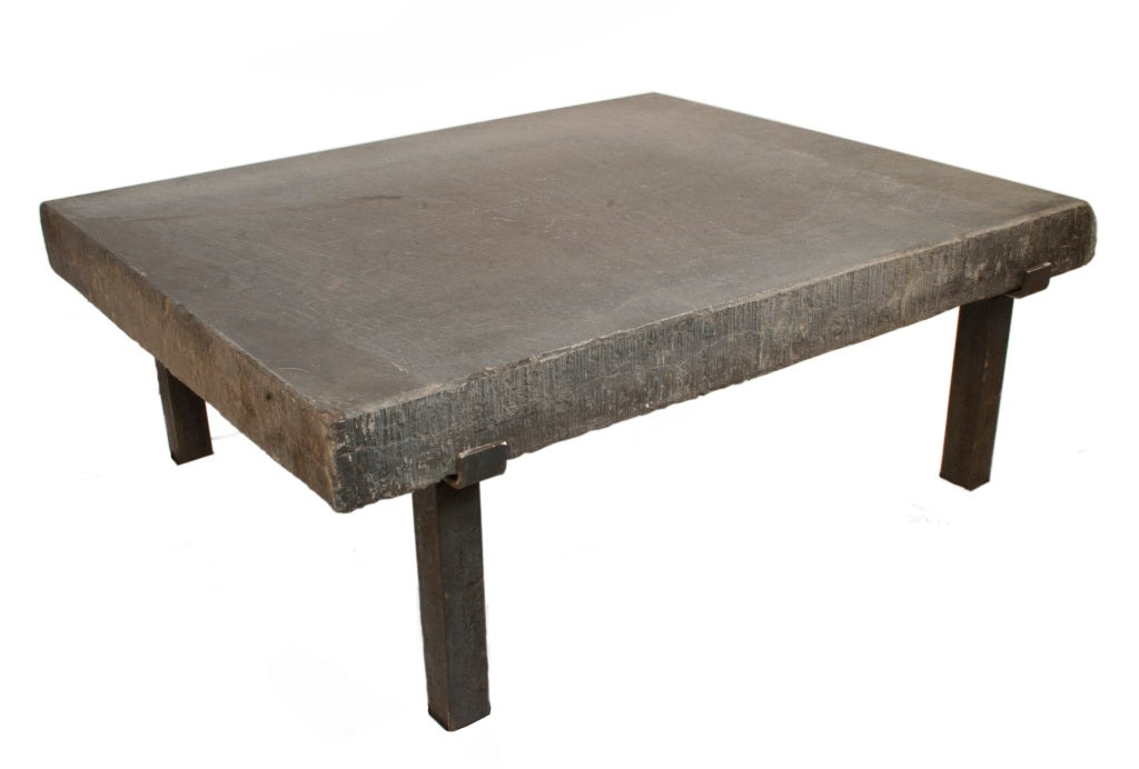 Baroque stone top coffee table at 1stdibs Stone coffee table top