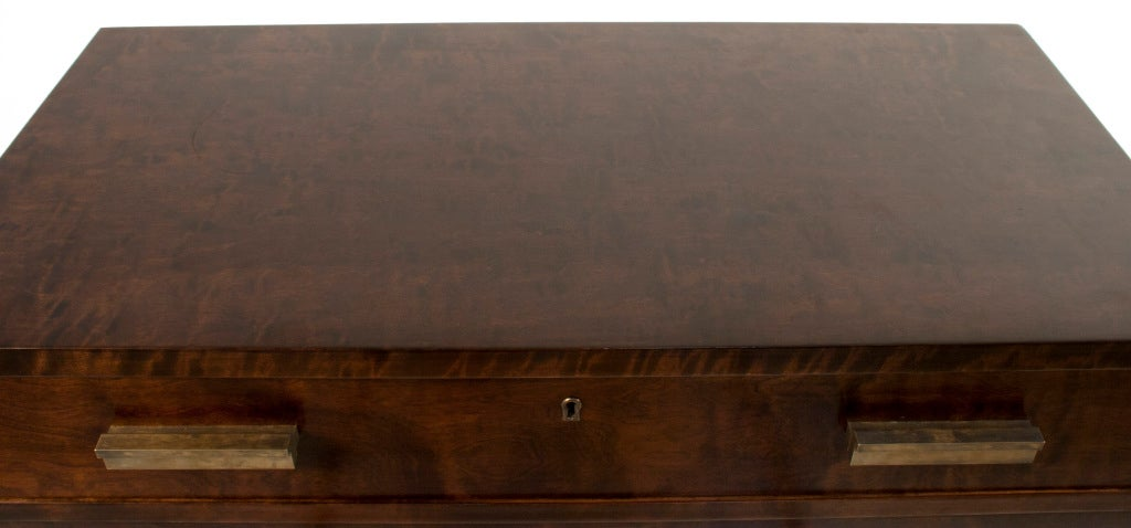 Chest of Drawer with Brass Handles image 4