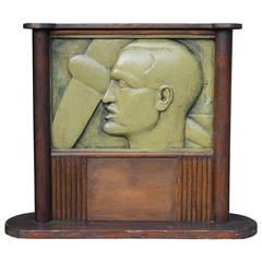 Jean Puiforcat, Art Deco 1930 Panel