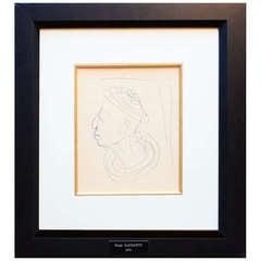 Diego Giacometti: Drawing 1979