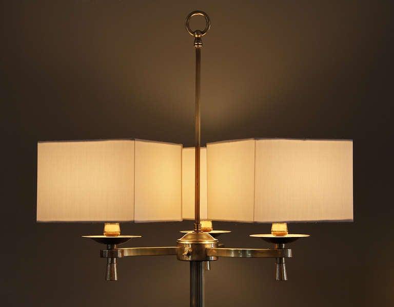 Prince de Galles, Paris, 1940s, Art Deco Floor Lamps For Sale 2