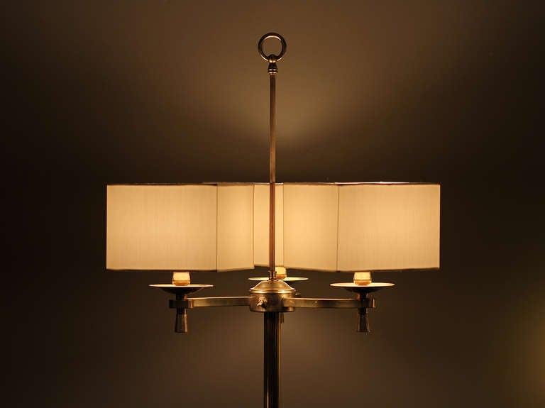 Prince de Galles, Paris, 1940s, Art Deco Floor Lamps For Sale 3