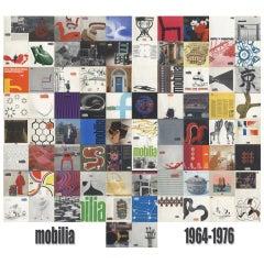 Extremely Rare Collection: Mobilia Magazine, 1964-1976