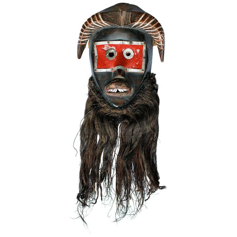 Museum Quality Dan Toura African Mask