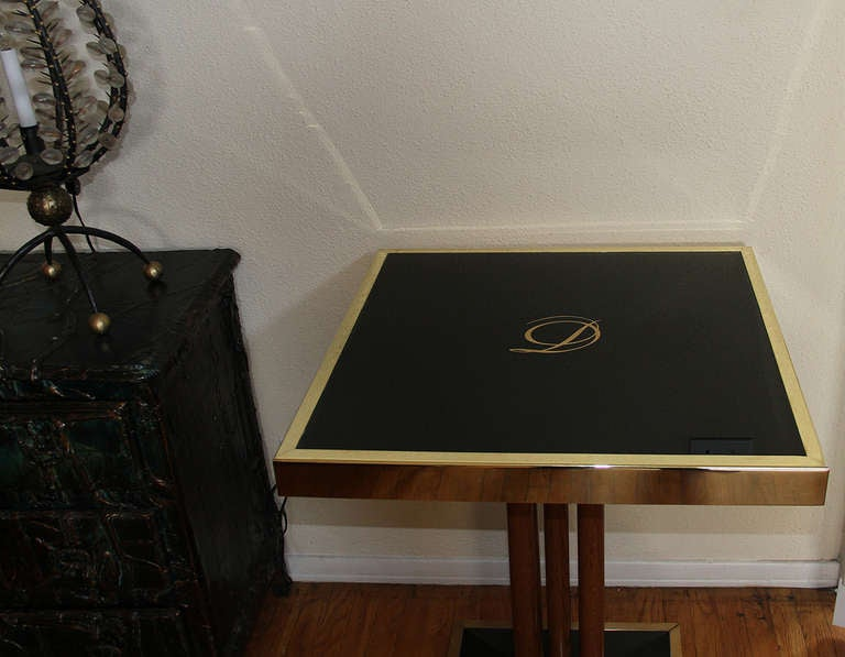 Bistro table from drouant restaurant paris for sale at for 13 a table paris