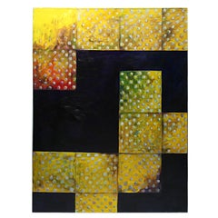 Broadway/Nassau 'A,C' Oil on Canvas Donald Gaja