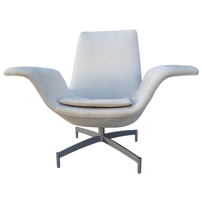 Dialogue Lounge Chair By Hbf Furniture For Sale At 1stdibs