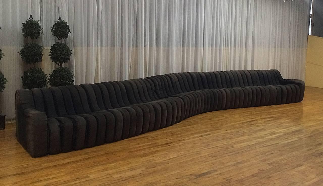Vintage Casa Bella Sectional Nonstop Style Modular Sofa