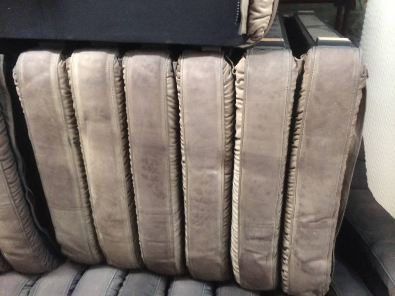 Vintage Casa Bella Sectional Nonstop Style Modular Sofa 9