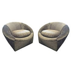 Modern Upholstered Chairs by Cain Modern Private Label