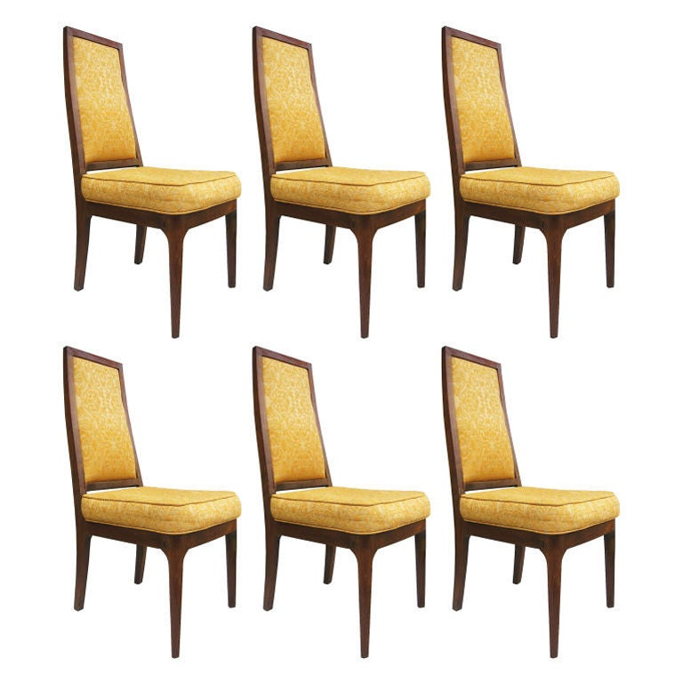 1950s dining chairs by kipp stewart for cal mode furniture at 1stdibs