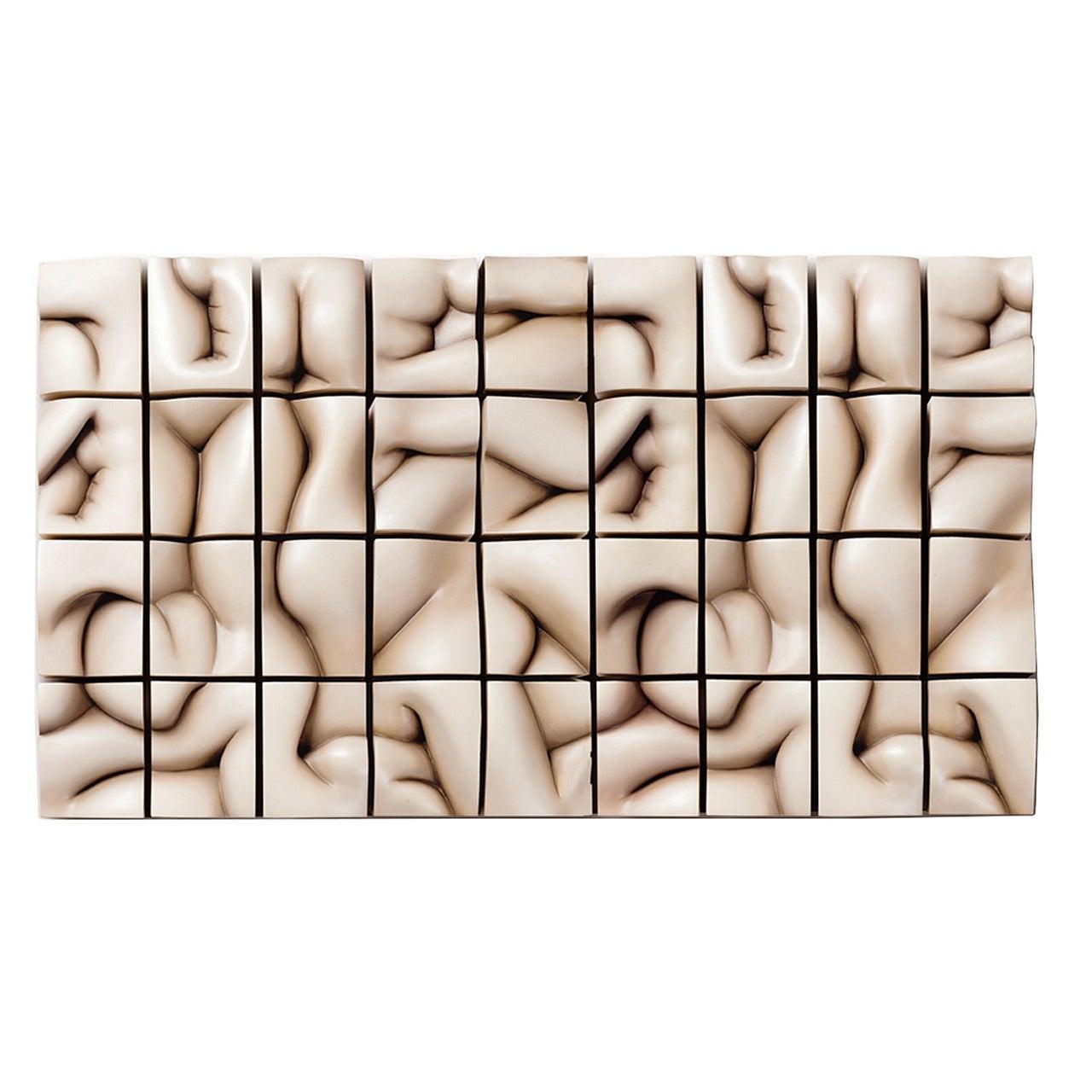 "Tanya Ragir ""Rolling Hills"" Wall Sculpture"