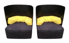 Campo Lounge Chair by Jonathan de Pas, Donatto D'Urbino for Zanotta