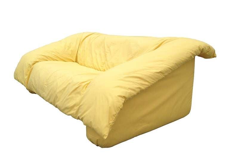 vintage ligne roset flou flou sofa at 1stdibs. Black Bedroom Furniture Sets. Home Design Ideas