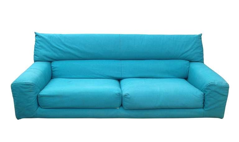 Vintage Arketipo Sofa and Lounge Chair 3