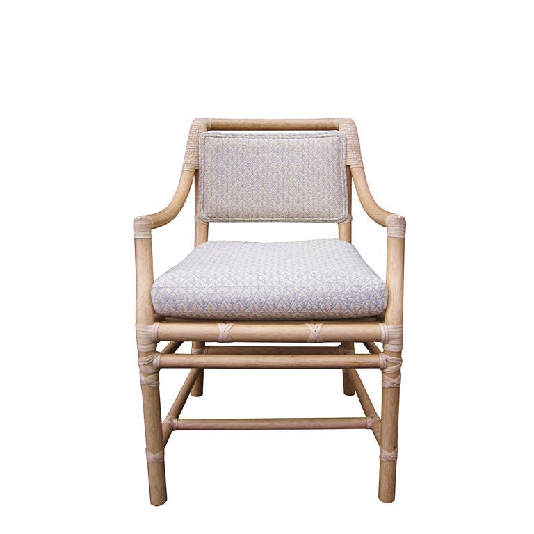 Mcguire Bamboo Chair At 1stdibs