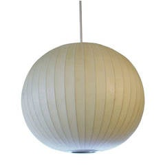 George Nelson for Howard Miller Lamp Bubble Lamp