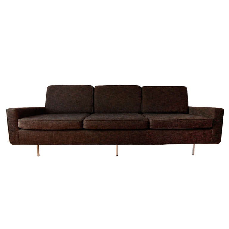 Florence knoll for knoll associates sofa for sale at 1stdibs for Knoll associates