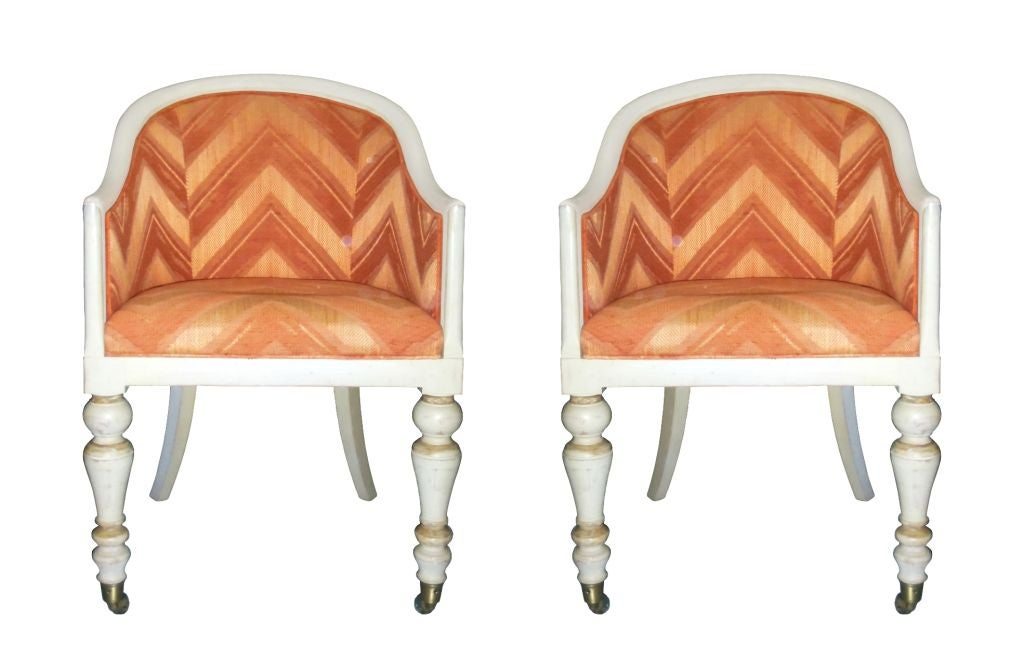 American Modern Armchairs By Interior Crafts For Sale At