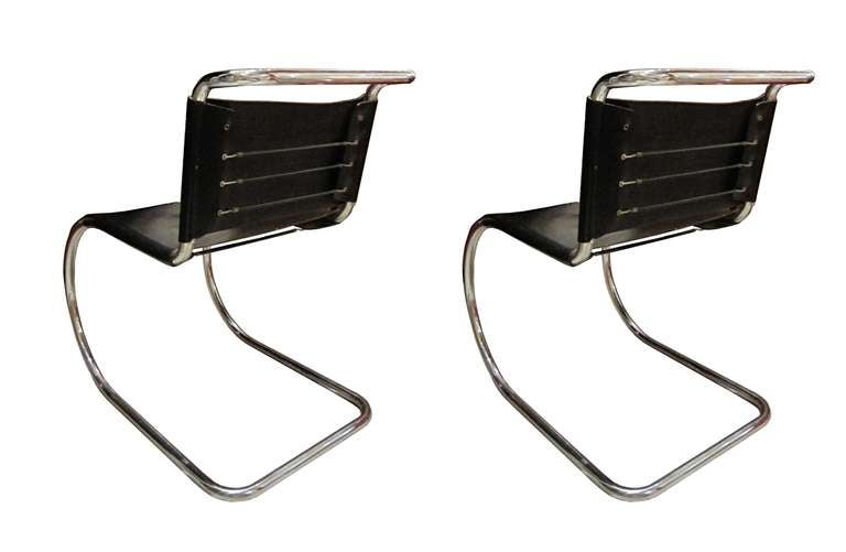 mies van der rohe chairs 1