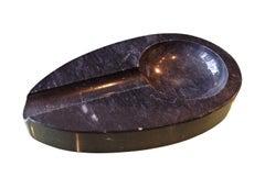 Marble Cigar Ashtray by Natural Elegance
