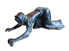 """La Cenicienta"" Bronze Sculpture"