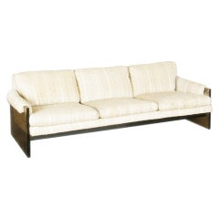 "Milo Baughman Sofa for Thayer Coggin ""Enviroment Collection"""