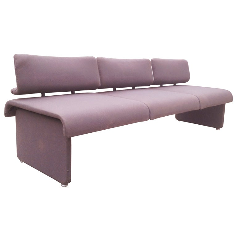 Harvey Probber Sofa from the North Carolina Museum of Art 1