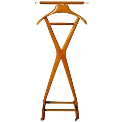 Ico and Luisa Parisi Gentleman's Valet Stand