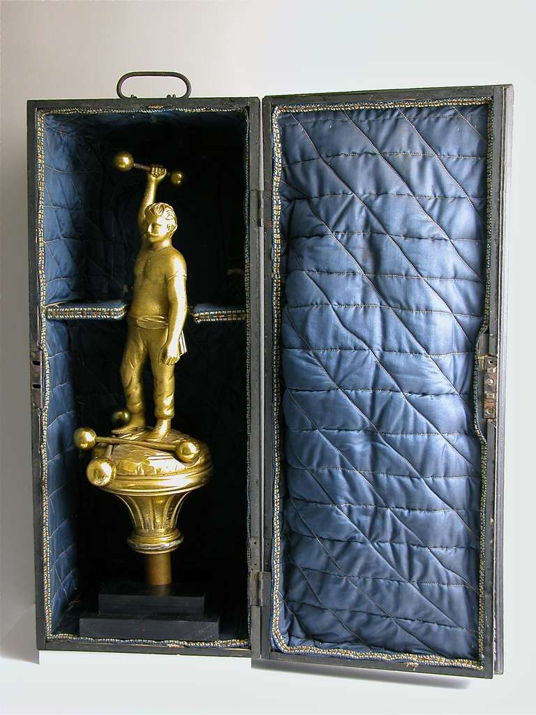 The late 19th century into the 20th century saw the rise of a health and fitness movement that became popular both here and abroad.