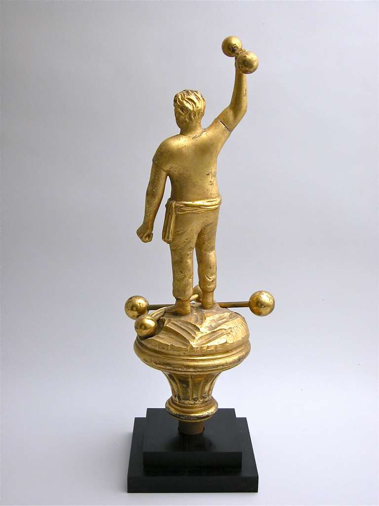 Figural Parade Finial For Sale 1