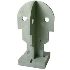 Architectural Head Sculpture