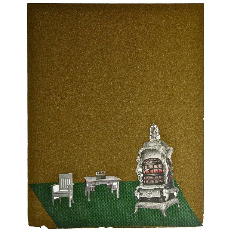No.7 Wallpaper Dollhouse 1