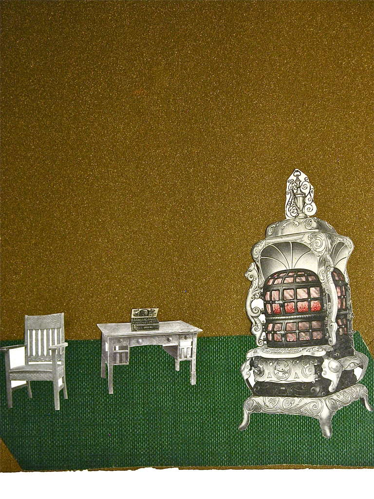 No 7 Wallpaper Dollhouse For Sale At 1stdibs