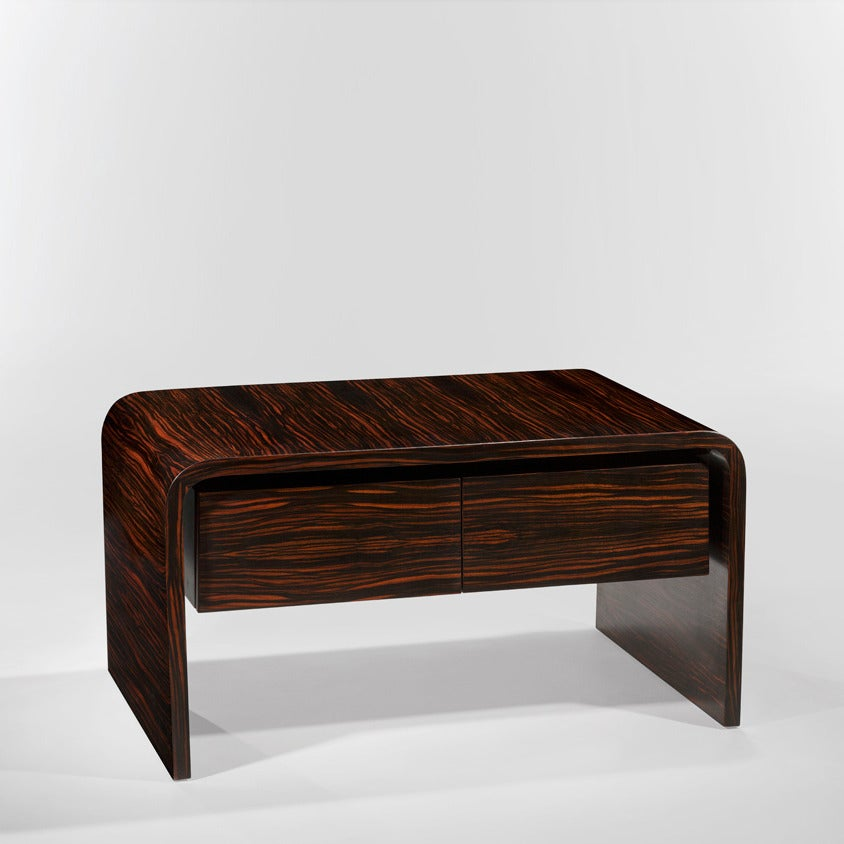 1967 low table with drawers by joseph andr motte for sale