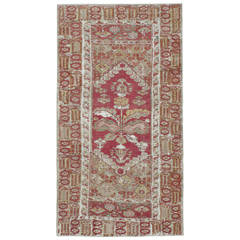 Antique Turkish Ghourdes Rug